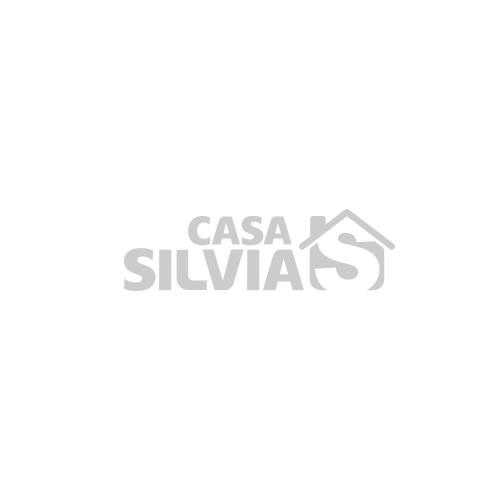 COMBO MESA INDONESIA + 6 SILLAS GUINEA SIMIL RATAN CAPUCCINO