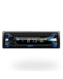 AUTOESTEREO AM-FM/MP3/USB/BT JH-346